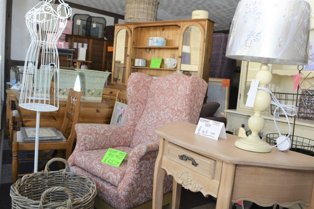 pre loved furniture