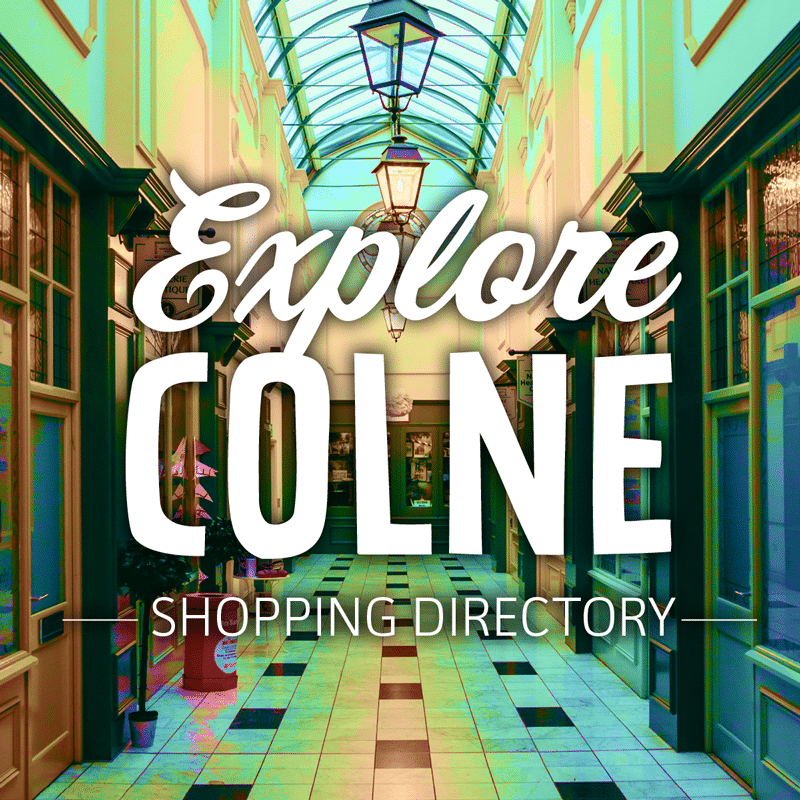 Explore Colne Shopping Directory